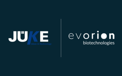Press release – evorion closes financing round and forms partnership with JÜKE Systemtechnik