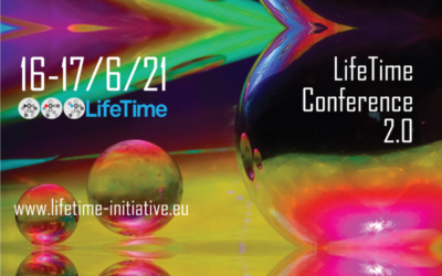 We are participating in LifeTime Virtual Conference 2021 (June 16 – 17)