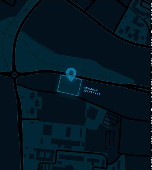 Map of evorion lab
